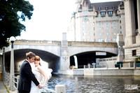 Evelyn & Alex Lord Elgin Hotel Wedding